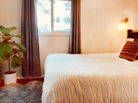 Deluxe 1 Bedroom Fireplace Cabin - Grand Pine Cabins Wrightwood Hotel