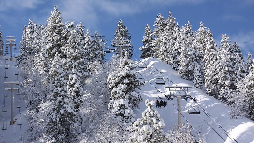 Mountain High Ski and Snowboard Resort Wrightwood, CA