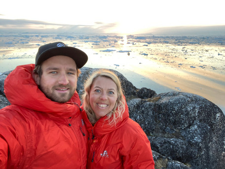 Follow our Greenland Expedition