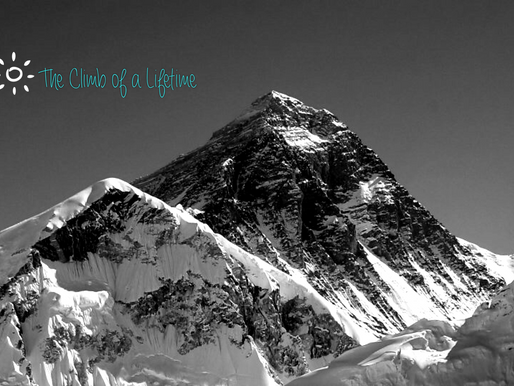 Why climb Everest?
