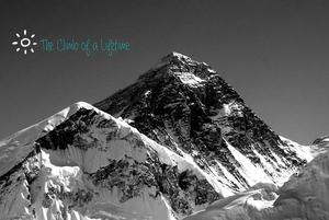 Mt. Everest, The Climb of a Lifetime