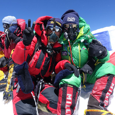 8848m – Top of the World