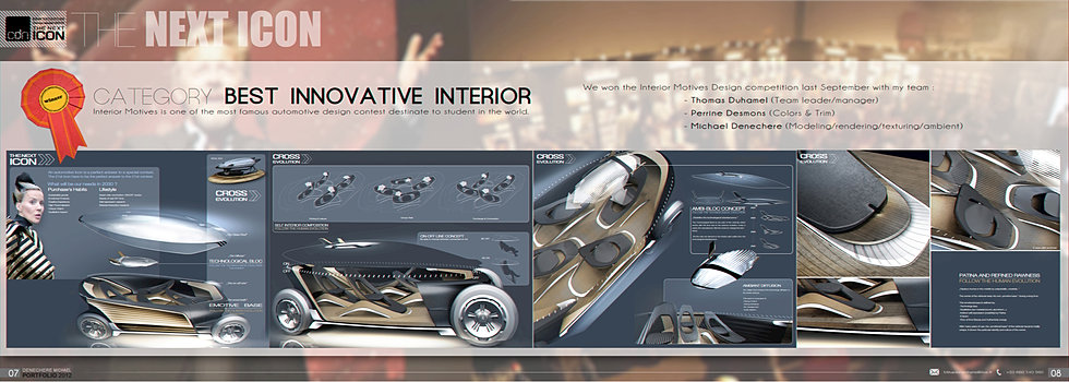 Mikaconceptdesign | IM AWARDS 2012. Interior Motive Interior Motives Blind  Design ...