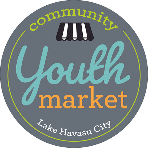 Community Youth Market Booth