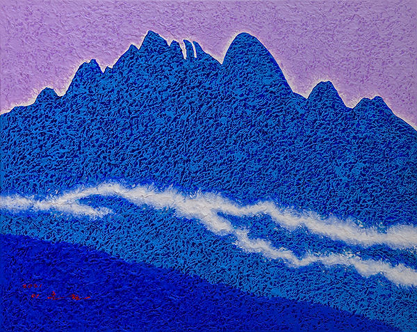 Lee Choun Hwan, The Mood of the Mountain