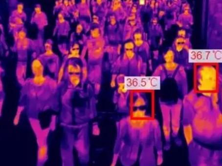 บริษัทเทคโนโลยี lianfa technology เปิดตัวเครื่องสแกนอุณหภูมิอัจฉริยะแบบ Real-Time