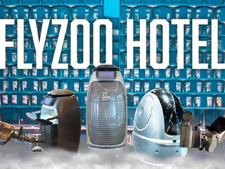 Flyzoo Hotel โรงแรมแห่งอนาคต