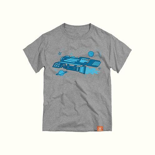 Space Train T-Shirt