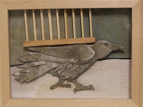Chris Hewitt - Bird with Cage