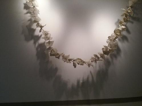 Tori Tasch - Garlic Mustard Wall Necklace