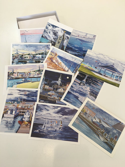 Port Washington Notecards
