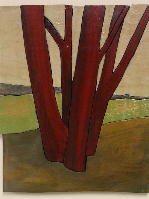 Chris Hewitt - Red Arborvitae