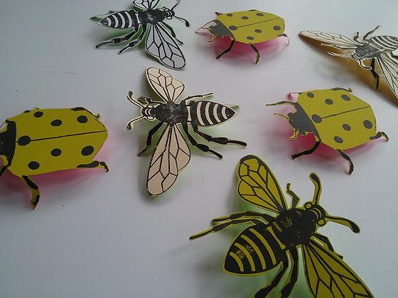Tori Tasch - Bugs