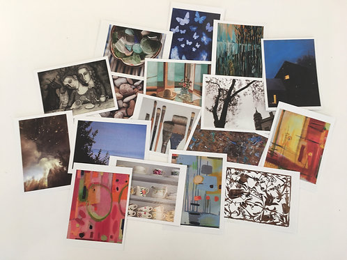 Assorted Postcards