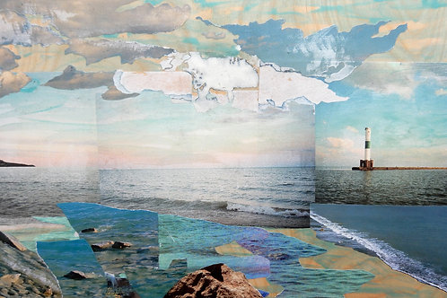 Nicole Shaver - Lagoon Shoreline