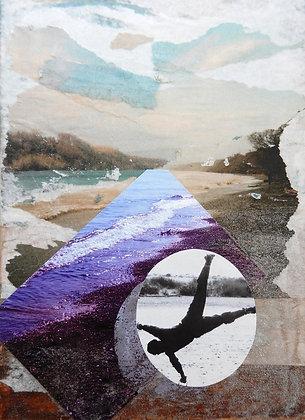 Six Feet Around, A Beach Performance
