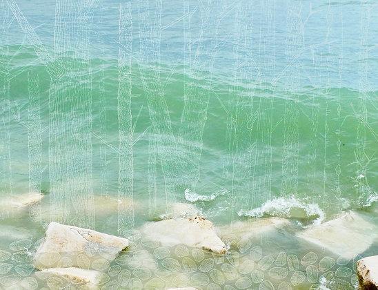 Wood, Stone, Water