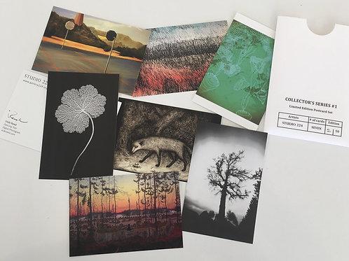 Postcard Collector's Series #1