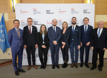Polska w ONZ: Przeszłość, teraźniejszość, przyszłość