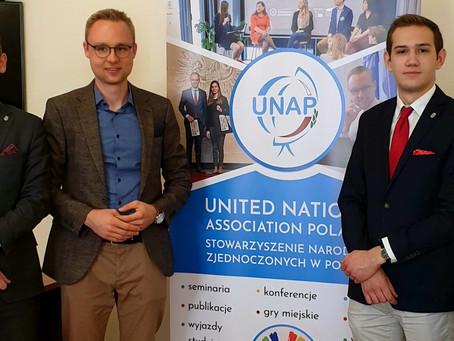 II szczyt sekretariatów MUN w Polsce