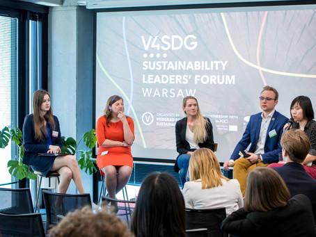 UNA Poland zaproszona na Forum Liderów Zrównoważonego Rozwoju