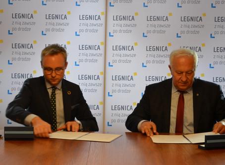 Legnica działa na rzecz Agendy 2030!