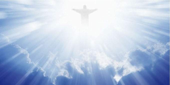 Ascension Day Service ... Thursday evening at 7.30