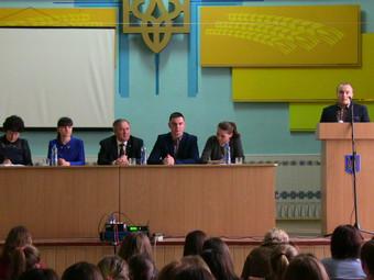 Звітно-виборча конференція студентського самоврядування