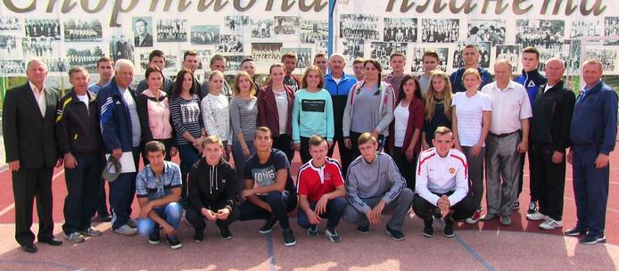У коледжі відзначили Міжнародний день студентського спорту