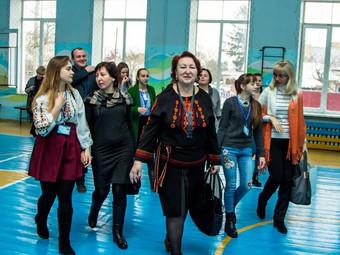 ІІ етап Всеукраїнської олімпіади з української мови серед студентів педагогічних коледжів Західного