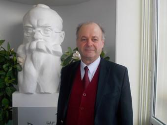 Вітання учасникам конференції від докторів педагогічних наук О.М. Барно та Т.О. Барно (м. Кропивниць
