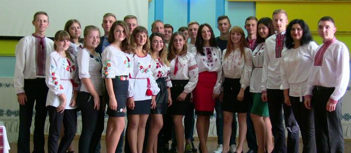 Інформаційна година, присвячена 151-й річниці з дня народження М. Грушевського