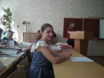 Захист переддипломної практики студентів спеціальності «Дошкільна освіта»