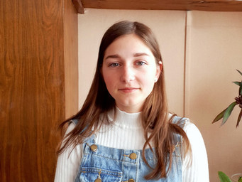 Вітаємо Кушнір Софію студентку 11-ОМ групи, срібну фіналістку XVII Міжнародного конкурсу «Золотий мо
