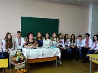 Поетичні гостини у Ганни Дяченко