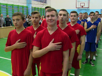 Спортивне свято до Дня Збройних сил України