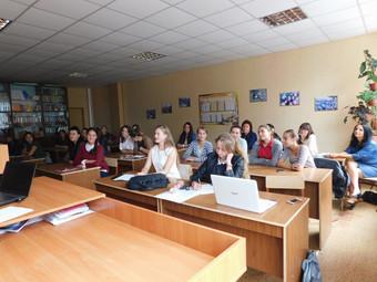 Підсумок практики «Спостереження навчально-виховного процесу у перші дні дитини в школі»