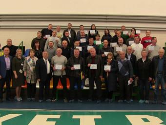 Засідання обласного методичного об'єднання керівників та викладачів фізичного виховання