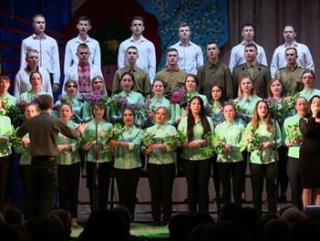 Звітний концерт до Днів пам'яті та примирення і Перемоги над нацизмом у Другій світовій війні