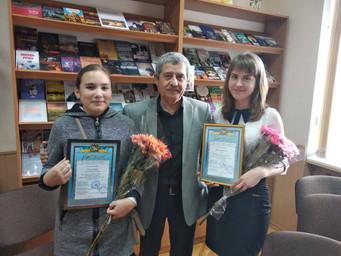 Перемога в обласному конкурсі молодіжної творчості «Наша рідна земля Україною зветься»