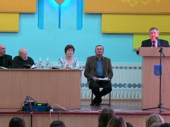 Міжвузівський науковий семінар, присвячений 100-річчю Соборності України «Пам'ятаємо минуле —