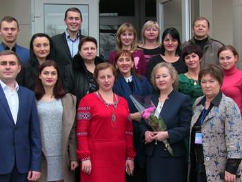 Спільне засідання кафедр на тему: «Професійно-педагогічна підготовка майбутніх учителів мистецьких д