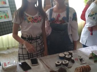 Ярмарок в українському стилі