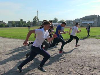 """""""Хочеш бути сильним – бігай, хочеш бути красивим – бігай, хочеш бути розумним – бігай"""" (Да"""