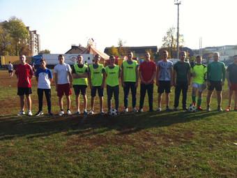 Міні-футбол (змагання на першість коледжу серед студентів коледжу та ліцеїстів (юнаки))