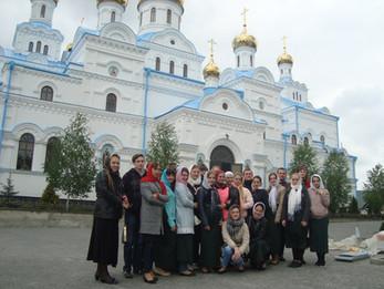 Студенти коледжу відвідали Свято-Успенську Почаївську Лавру