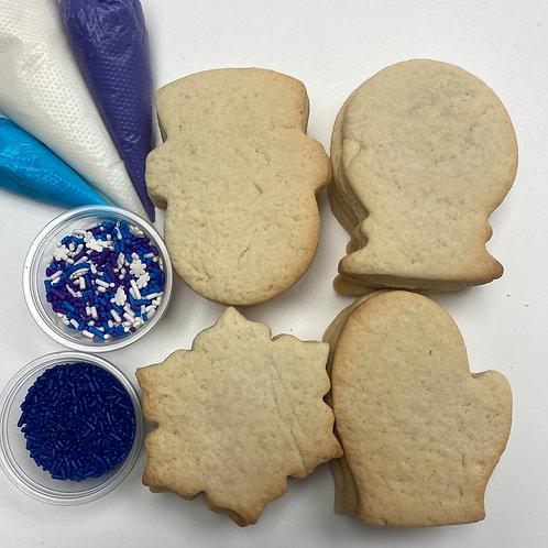 Winter Cookie Kit