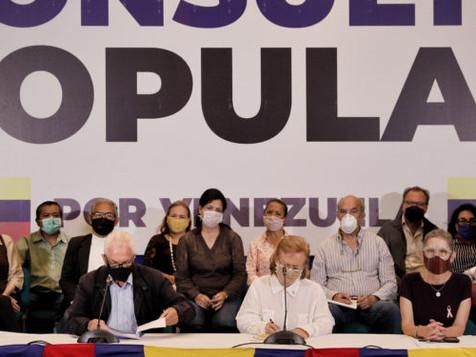 Comité Organizador de la Consulta Popular anuncia fecha oficial para la realización del proceso