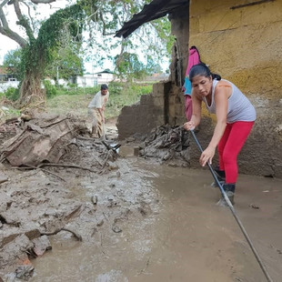 AN declaró estado de alarma en Táchira por los desastres causados por las torrenciales lluvias