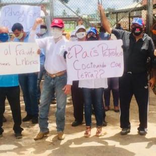 """Diputado Guanipa: """"Toda Venezuela se alzó en protesta por la situación de los servicios públicos"""""""
